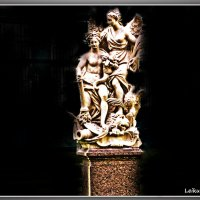 Скульптура в Летнем Саду. :: Александр Лейкум
