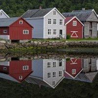 Норвежская глубинка. :: Виктор