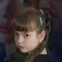 Девочка с жемчужной сережкой :: Светлана Яковлева
