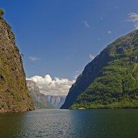 Норвегия. Страна фьордов! :: Виктор