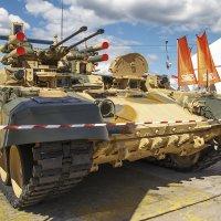 БМПТ (Боевая Машина Поддержки Танков) :: Павел Myth Буканов