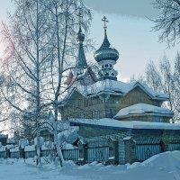 Успенская церковь г. Ижевска. :: Владимир Максимов