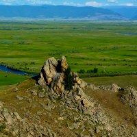 Баргузинская долина :: Ирина Червинская