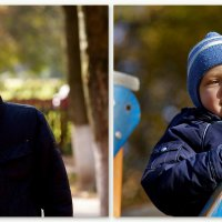 Отцы и дети :: Сергей Гайлит