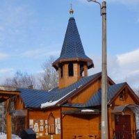 Церковь в Питере. :: Михаил