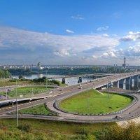 Татьяна Аистова - Вид на мост :: Фотоконкурс Epson
