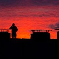 Любовь Трифонова - Разговор с закатом :: Фотоконкурс Epson