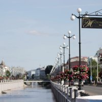 Павел Железняков - Казань Жарковский мост :: Фотоконкурс Epson