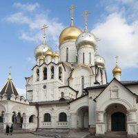 Рождественский Богородицкий собор зачатьевского монастыря :: Николай