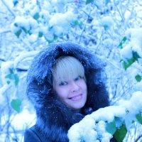 Первый снег. :: Лилия Масленникова