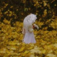 Осень - свадебная пора :: Олег Самотохин