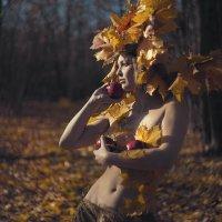 Осеннее равноденствие. Дух Осени :: Eugeni Lis