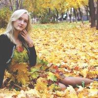 Золотая осень :: Екатерина Лобачёва