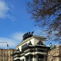 Триумфальная Арка :: Константин Фролов