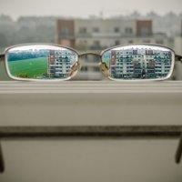 Сквозь очки :: Nina A