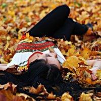 спящая в золоте :: TatianaKenzo