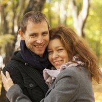 Осеннее счастье :: Евгения Лисина