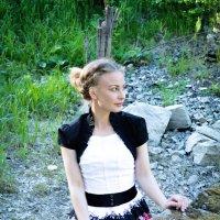 это было летом :: Елена Ресчикова