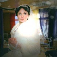 невеста :: Елена Ресчикова