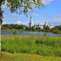 Великоновгородский пейзаж :: Константин Жирнов