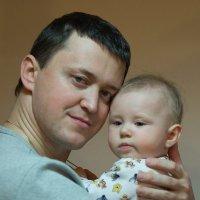 Двое... :: Анастасия Богатова