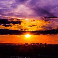 На закате :: Ольга Соболева