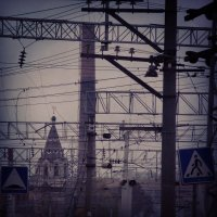Смоленск - церковь св. Варвары :: PersONA Incognito