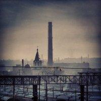Смоленск - церковь св. Варвары, церковь Петра и Павла :: PersONA Incognito