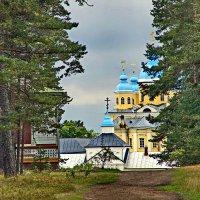 Путь к храму :: Василий Богданов
