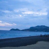 Восход на Сицилии :: Witalij Loewin