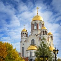 Храм на Крови, Екатеринбург :: Юля Юля