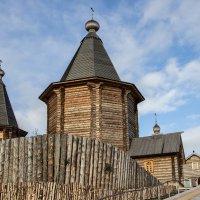 Подворье Трифонов Печенгского мужского монастыря :: Наталья Василькова