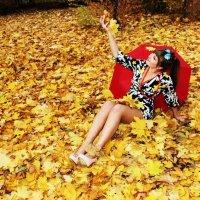 золотая осень :: Мария Вязовкина