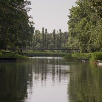 Парк в Комсомольске :: Богдан Петренко