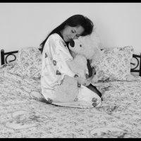 Черно-белое :: Мария Лушпенко