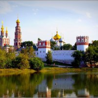 Москва. :: Михаил Рогожин