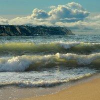 Волна :: Игорь Юрьев