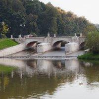 Царицино. Мост :: Константин Фролов