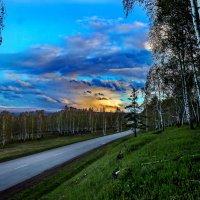Весна по дороге. :: Наталья Юрова