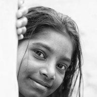 Девочка из трущоб :: Roman Mordashev