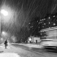Вечер после трудного дня(вариант). :: Валерий Молоток