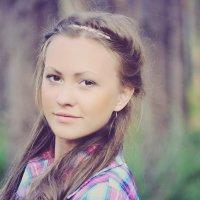 лето :: Настя Семакина