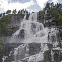 Водопады. :: Виктор