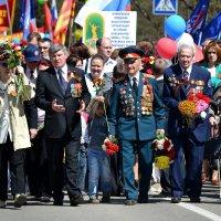 9 Мая в Климовске :: Борис Русаков