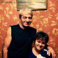 Елена и Шакро :: Мария Храмцова