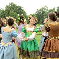 Танец :: Olga Devyatkina