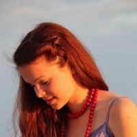 На закате... :: Светлана Машошина