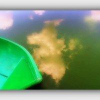 ....лодка, плывущая по облакам... :: Ира Егорова :)))