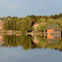 Тепло лета на закате :: Евгений Свириденко