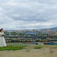 Свадебное фото :: Женя